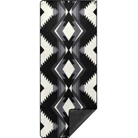 Rumpl Shammy Towel, czarny/biały